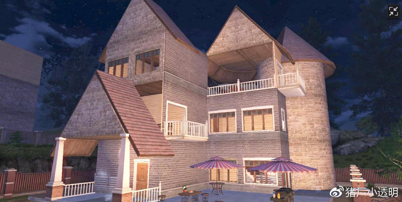 明日之后新手攻略14——高分房子平面设计图2套